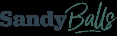 Sandy Balls logo